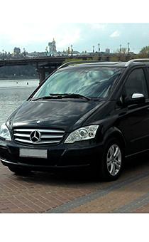 Минивэн такси Кача - Анапа